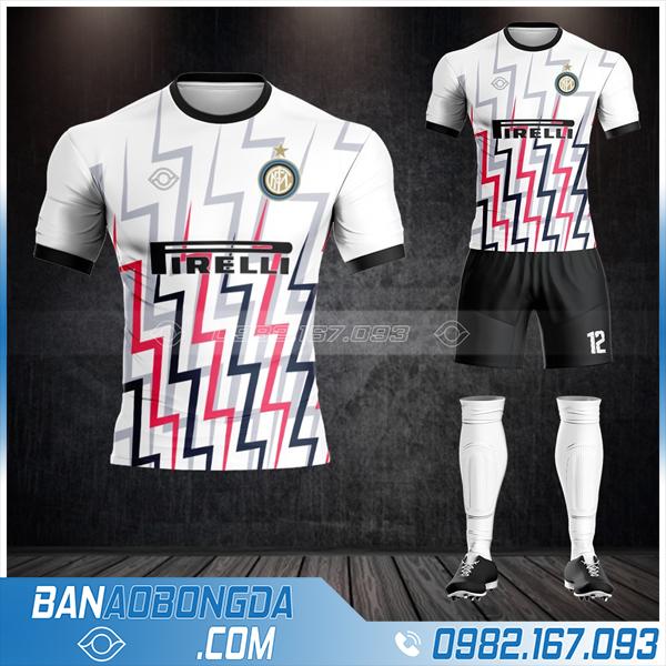 áo Inter Milan 2021 đẹp HZ 435
