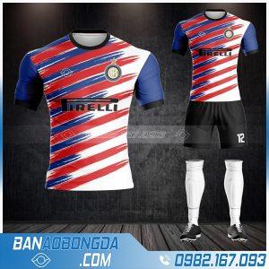 áo clb Inter Milan thiết kế theo yêu cầu HZ 426