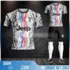 áo bóng đá Juventus 2021 HZ 438 siêu hot