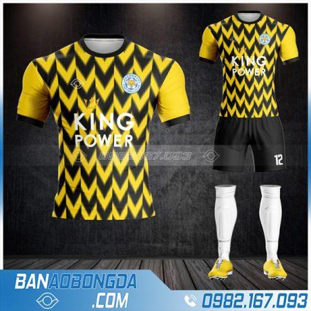 áo bóng đá Leicester City siêu hot HZ 443