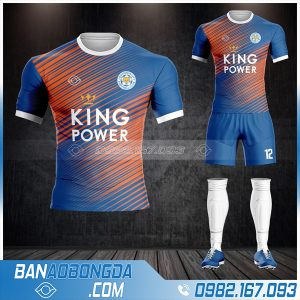 áo đá banh Leicester City mới nhất HZ 445