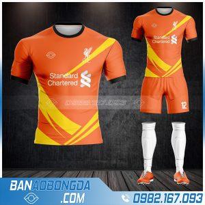 áo bóng đá Liverpool tự thiết kế HZ 446 siêu đẹp