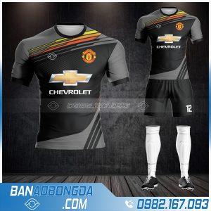 áo Manchester United thiết kế HZ 355