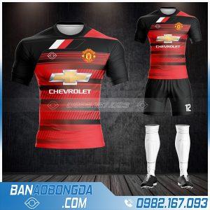 Áo Manchester United may theo yêu cầu