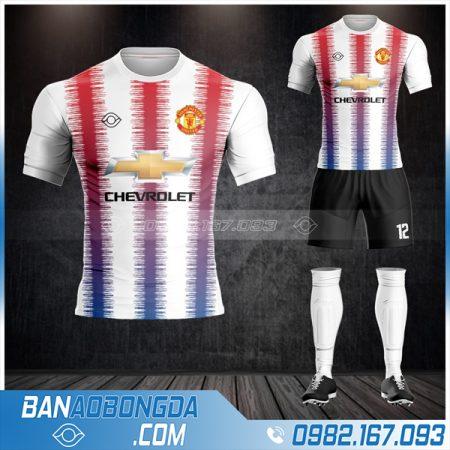 áo bóng đá MU HZ 357 mới nhất