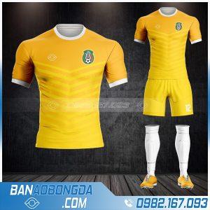áo đội tuyển Mexico màu vàng siêu đẹp