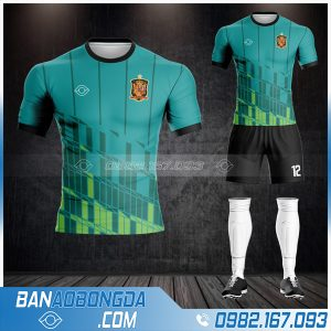 áo đội tuyển Tây Ban Nha mới nhất HZ 525