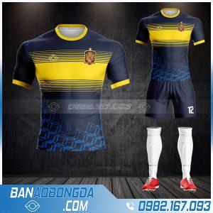 áo Tây Ban Nha 2021 màu tím than mới nhất