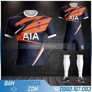 áo bóng đá Tottenham tự thiết kế siêu đẹp HZ 365