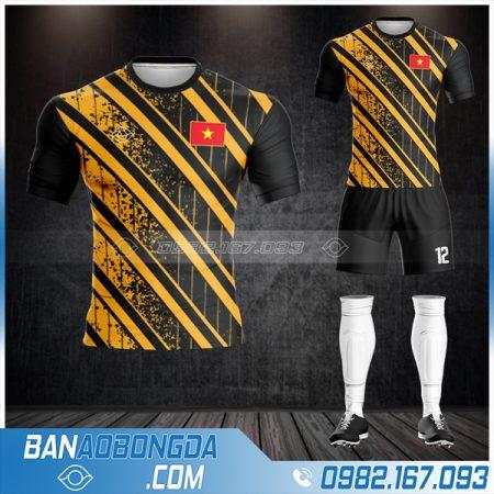 áo đội tuyển Việt Nam rẻ đẹp HZ 533
