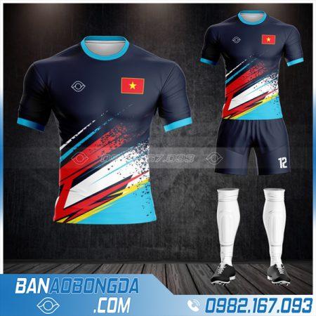 áo bóng đá Việt Nam chế mới và đẹp nhất