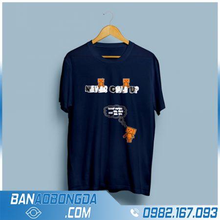 áo phông đồng phục giá rẻ HZ 75