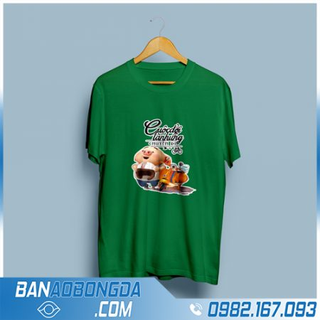 In áo phông đồng phục công ty đẹp HZ 128
