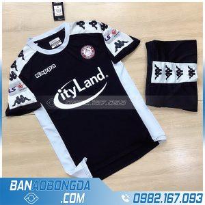 Áo bóng đá CLB Hồ Chí Minh màu đen