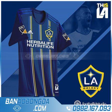 áo clb LA Galaxy tự thiết kế mới nhất HZ 543