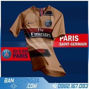 áo bóng đá PSg tự thiết kế 2021 HZ 545