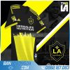 áo bóng đá LA Galaxy tự thiết kế đẹp HZ 458