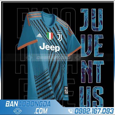 Áo Juventus tự thiết kế HZ 461
