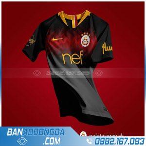 áo bóng đá không logo tự thiết kế HZ 464