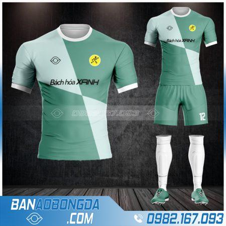 áo bóng đá công ty bách hóa xanh HZ 552