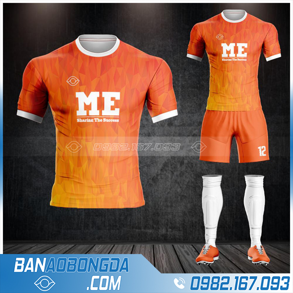Áo bóng đá công ty game ME Corp