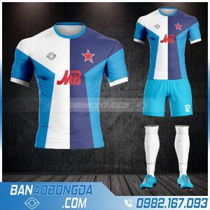 áo bóng đá ngân hàng quân đội MB Bank