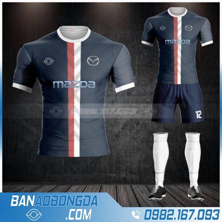 quần áo bóng đá công ty Mazda cao cấp Hz 556