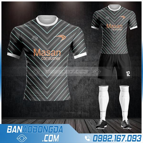 áo bóng đá công ty Masan đẹp và độc HZ 560