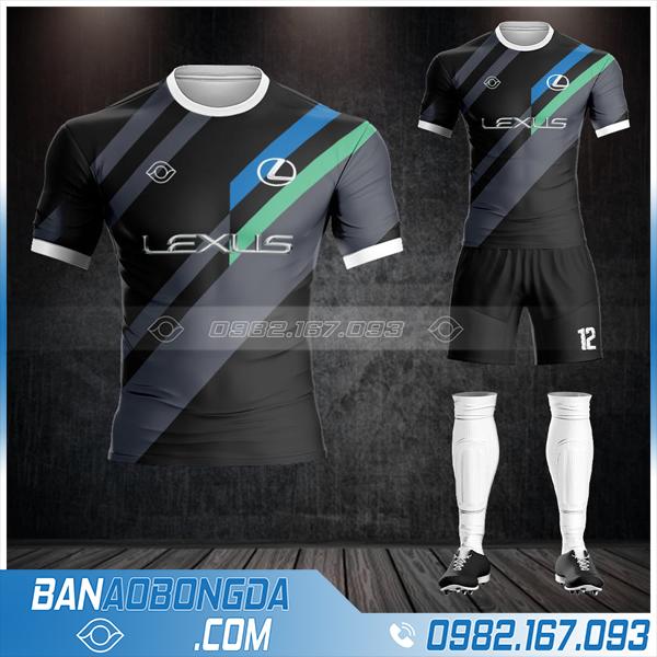 áo bóng đá công ty Lexus rẻ đẹp HZ 562