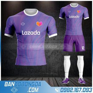 Áo đấu bóng đá Lazada cực hot HZ 564