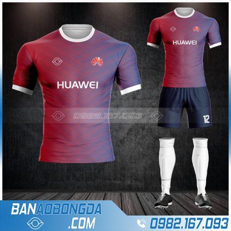 áo thể thao công ty Huawei đẹp HZ 569