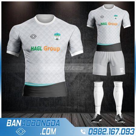 may áo bóng đá công ty HAGL cực đẹp