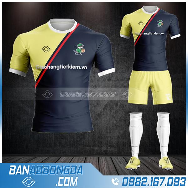áo bóng đá công ty giao hàng tiết kiệm HZ 575