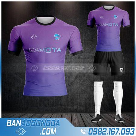 áo bóng đá công ty game Gamota HZ 577 cực đẹp