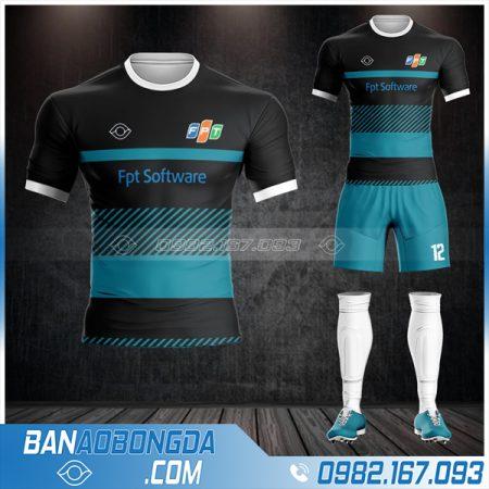 áo bóng đá công ty FPT Software HZ 578