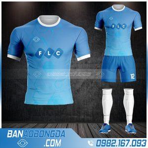 may áo bóng đá công ty FLC HZ 570 đẹp