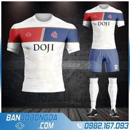 áo bóng đá công ty Doji hot nhất HZ 585