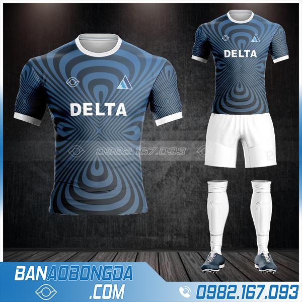 thiết kế áo bóng đá công ty đẹp