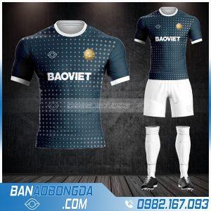 thiết kế áo bóng đá công ty Bảo Việt HZ 596