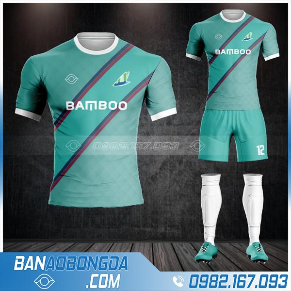 đồng phục bóng đá công ty Bamboo Airways HZ 597