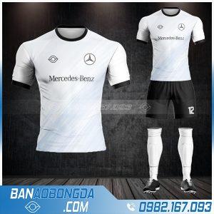 áo bóng đá công ty ô tô Mercedes Benz HZ 600
