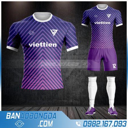 áo đá banh công ty may Việt Tiến HZ 603