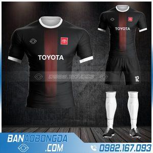 quần áo bóng đá công ty Toyota HZ 609