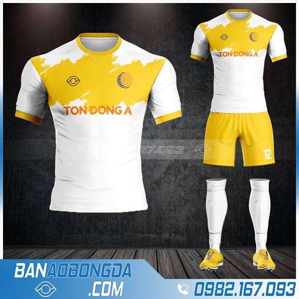 áo bóng đá công ty Tôn Đông Á đẹp
