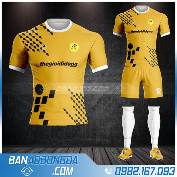 đồng phục bóng đá công ty thế giới di động HZ 617