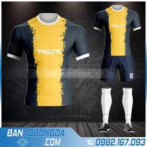 may áo bóng đá công ty đẹp HZ 619