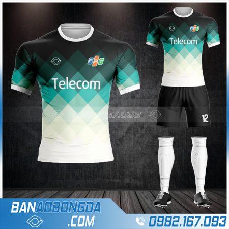 thiết kế đồng phục bóng đá công ty HZ 620 mới nhất