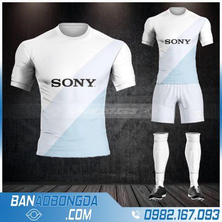 áo bóng đá công ty sony cao cấp HZ 623