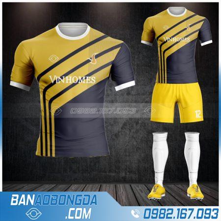 đồng phục bóng đá Vinhomes HZ 629 đẹp