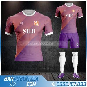 áo đá banh ngân hàng SHB mới nhất